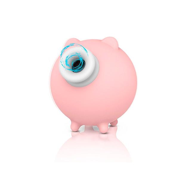 Piggy estimulador do clitóris